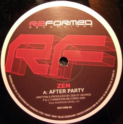 ZEN - After Party / Time Crisis
