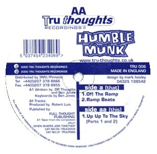 HUMBLE MUNK - Off The Ramp
