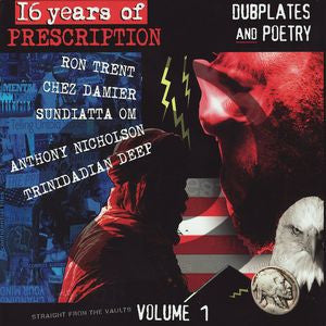 VARIOUS - 16 Years Of Prescription: Dubplates And Poetry - Volume 1