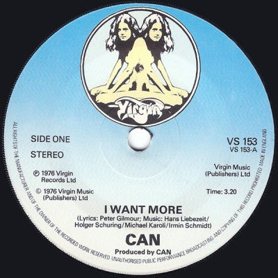 CAN - I Want More / ..... And More
