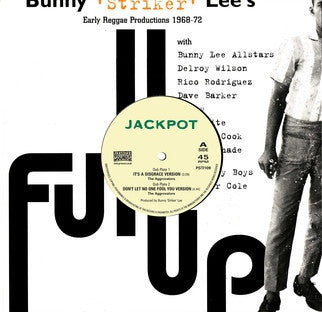 BUNNY LEE - 4 Track Dub Plate 10""