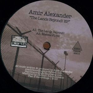 AMIR ALEXANDER - The Lands Beyond! EP