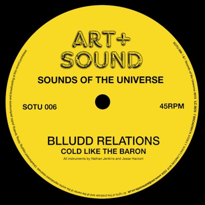 BLLUDD RELATIONS - Cold Like The Baron