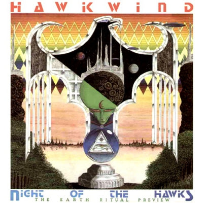 HAWKWIND - Night Of The Hawks (The Earth Ritual Preview)