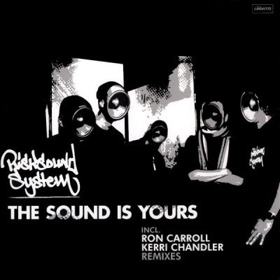 RISKSOUND SYSTEM - The Sound Is Yours