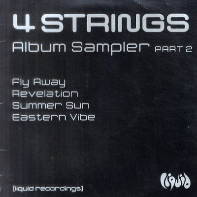 4 STRINGS - Album Sampler (Part 2)