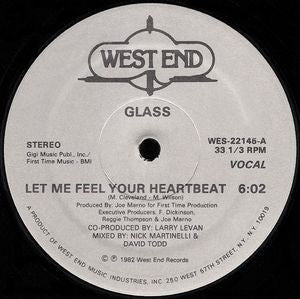 GLASS - Let Me Feel Your Heartbeat