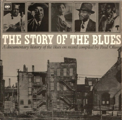 VARIOUS / PAUL OLIVER - The Story Of The Blues