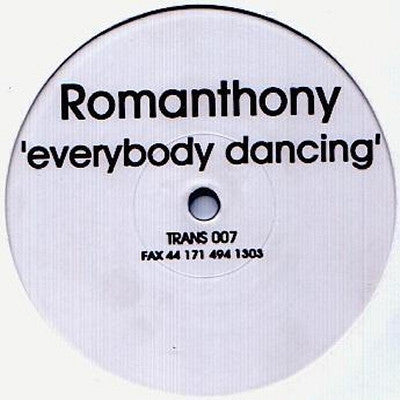 ROMANTHONY - Everybody Dancing