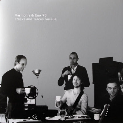 HARMONIA & ENO '76 - Tracks And Traces Reissue