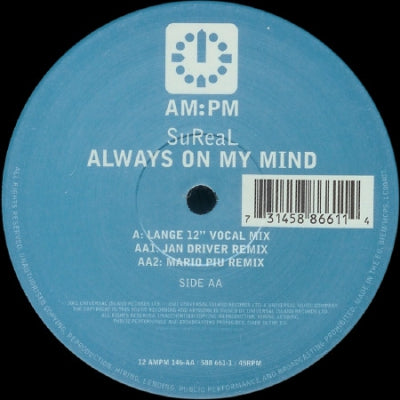 SUREAL - Always On My Mind