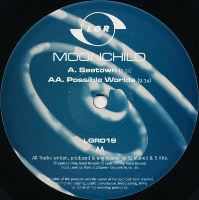 MOONCHILD - Seatown / Possible Worlds