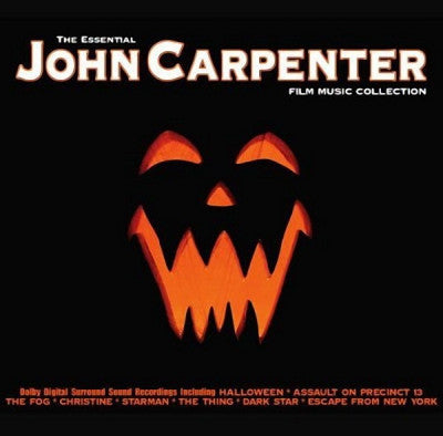 JOHN CARPENTER - The Essential John Carpenter Film Music Collection