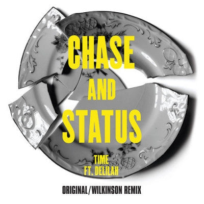 CHASE AND STATUS FT. DELILAH - Time