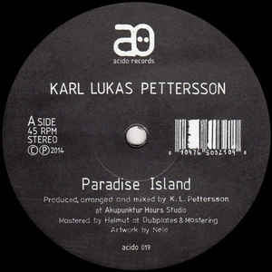 KARL LUKAS PETTERSSON - Paradise Island
