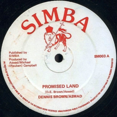 DENNIS BROWN / ASWAD - Promised Land