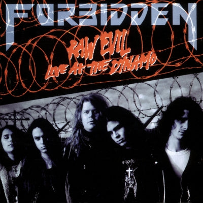 FORBIDDEN - Raw Evil - Live At The Dynamo