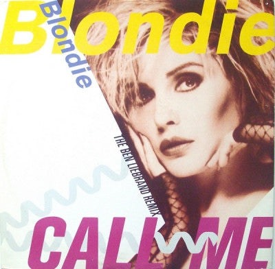 BLONDIE - Call Me (The Ben Liebrand Remix)