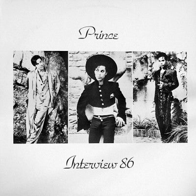 PRINCE - Interview 86
