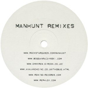 CRAIG CONNOR - Manhunt Remixes