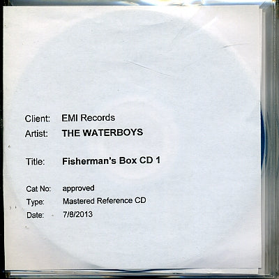 THE WATERBOYS - Fisherman's Box