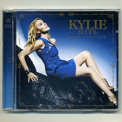 KYLIE MINOGUE - Kylie Hits - DVD Edition
