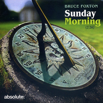 BRUCE FOXTON - Sunday Morning