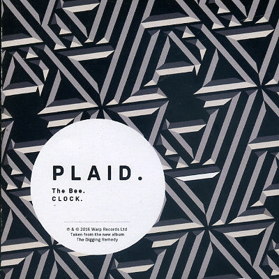 PLAID - The Bee / Clock