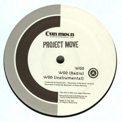 PROJECT MOVE - Woo / Butterfly Theory