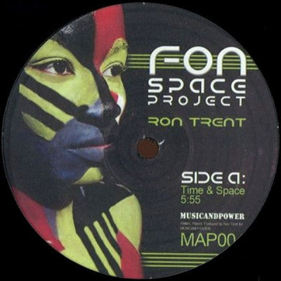 RON TRENT - Time & Space / Bass To Love