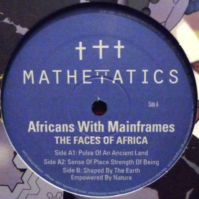 AFRICANS WITH MAINFRAMES - The Faces Of Africa