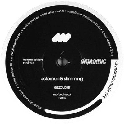 SOLOMUN & STIMMING - Remix Session 02