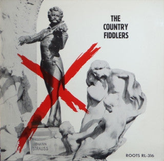 VARIOUS ARTISTS - The Country Fiddlers