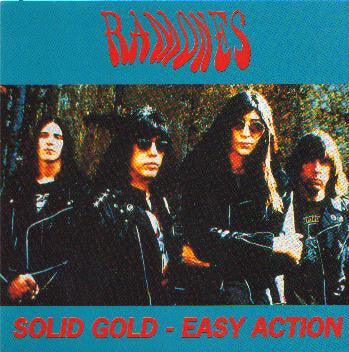 RAMONES - Solid Gold - Easy Action