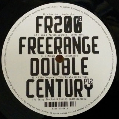 VARIOUS ARTISTS - Double Century Part Two