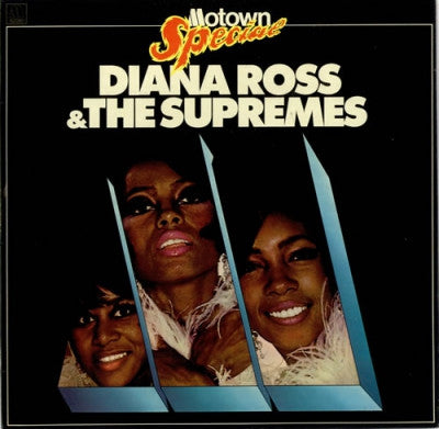 DIANA ROSS & THE SUPREMES - Motown Special