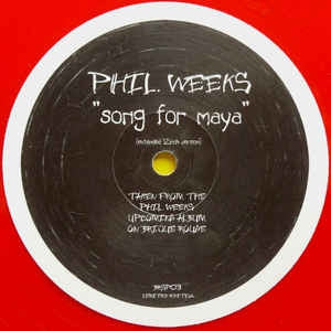 PHIL WEEKS - Song For Maya