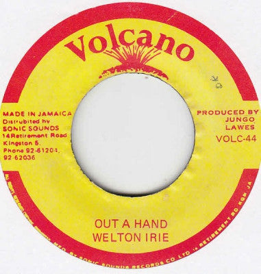 WELTON IRIE - Out A Hand