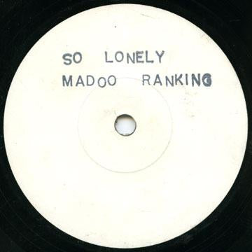 MADOO RANKING - So Lonely /