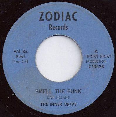 THE INNER DRIVE - Smell The Funk / Party Man