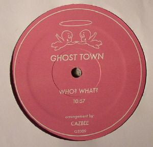 CAZBEE / CITIZEN - Who? What? / Happy