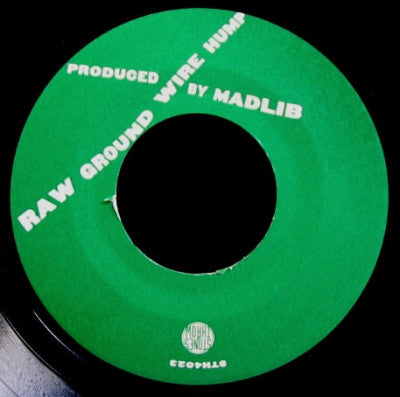 BEAT KONDUCTA (MADLIB) - Raw Ground Wire Hump