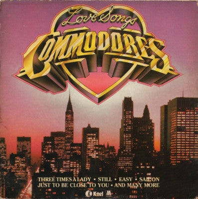 THE COMMODORES - Love Songs