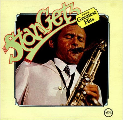 STAN GETZ - Greatest Hits