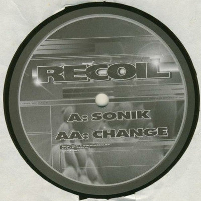 RECOIL - Sonik / Change