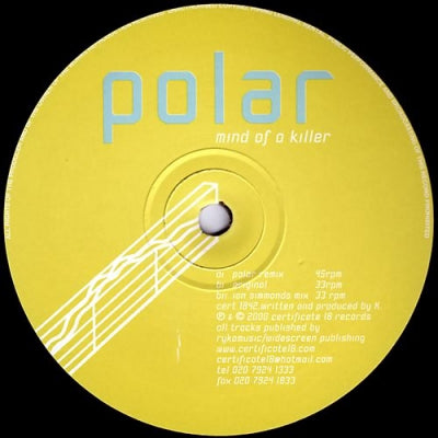 POLAR - Mind of A Killer