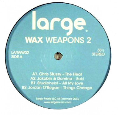VARIOUS - Wax Weapons 2