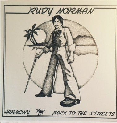 RUDY NORMAN - Harmony / Back to The Streets