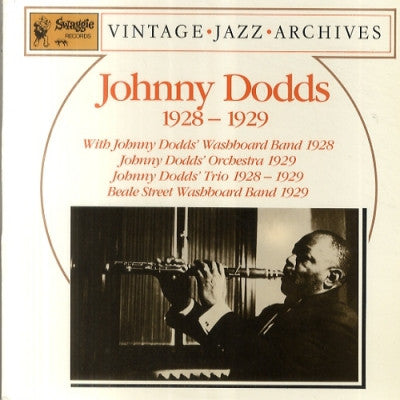JOHNNY DODDS - 1928 - 1929