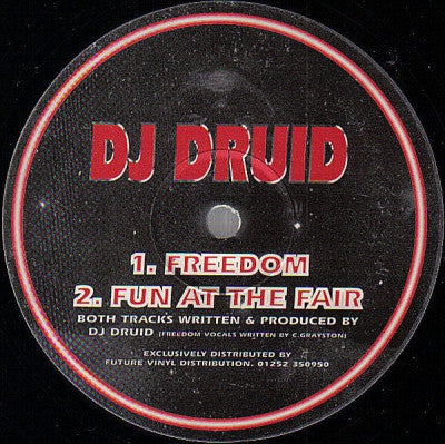 DJ DRUID - Freedom / Fun At The Fair